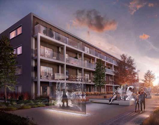 DENHAM FILM STUDIOS   丹海電影工作室公寓